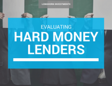 Evaluating Hard Money Lenders – Are You Asking the Right Questions?