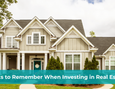 Costs to Remember When Investing in Real Estate