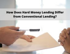 How Does Hard Money Lending Differ from Conventional Lending?