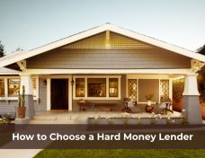 How to Choose a Hard Money Lender