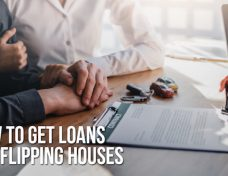 Reviewing loan for flipping houses