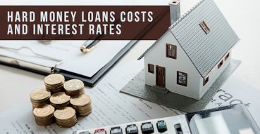 House with hard money loans costs and interest rates