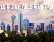 Investing in Dallas real estate skyline
